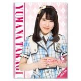 SKE48 2015年8月度個別グッズ「クリアファイル」 高木由麻奈