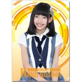 SKE48 2016年6月度個別グッズ「クリアファイル」 野島樺乃