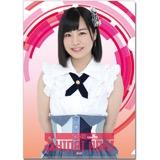SKE48 2016年6月度個別グッズ「クリアファイル」 青木詩織