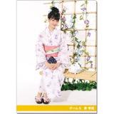 SKE48 2016年9月度個別グッズ「クリアファイル(浴衣Ver.)」 東李苑