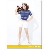 SKE48 2016年9月度個別グッズ「クリアファイル(サマーバケーションVer.)」 都築里佳