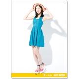 SKE48 2016年9月度個別グッズ「クリアファイル(サマーバケーションVer.)」 松井珠理奈