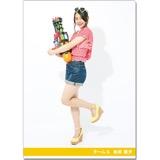 SKE48 2016年9月度個別グッズ「クリアファイル(サマーバケーションVer.)」 松本慈子