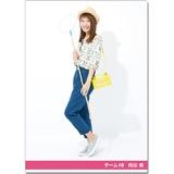 SKE48 2016年9月度個別グッズ「クリアファイル(サマーバケーションVer.)」 内山命