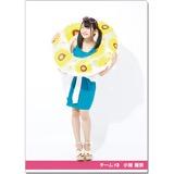 SKE48 2016年9月度個別グッズ「クリアファイル(サマーバケーションVer.)」 小畑優奈