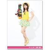 SKE48 2016年9月度個別グッズ「クリアファイル(サマーバケーションVer.)」 日高優月