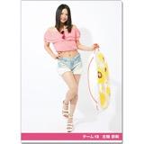 SKE48 2016年9月度個別グッズ「クリアファイル(サマーバケーションVer.)」 古畑奈和