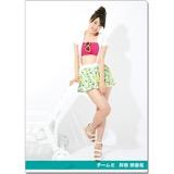 SKE48 2016年9月度個別グッズ「クリアファイル(サマーバケーションVer.)」 井田玲音名