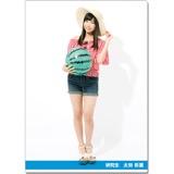 SKE48 2016年9月度個別グッズ「クリアファイル(サマーバケーションVer.)」 太田彩夏