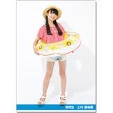 SKE48 2016年9月度個別グッズ「クリアファイル(サマーバケーションVer.)」 上村亜柚香