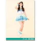 SKE48 2016年10月度個別グッズ「クリアファイル(パレオはエメラルドVer.)」 井田玲音名