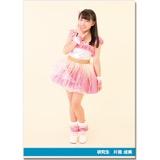 SKE48 2016年10月度個別グッズ「クリアファイル(パレオはエメラルドVer.)」 片岡成美