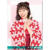 SKE48 2016年10月度個別グッズ「クリアファイル(大正ロマンVer.)」 須田亜香里