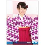 SKE48 2016年10月度個別グッズ「クリアファイル(大正ロマンVer.)」 髙畑結希