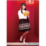SKE48 2016年11月度個別グッズ「クリアファイル(ハロウィンIIVer.)」 和田愛菜