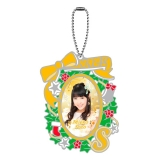 SKE48 2014年12月度個別グッズ「ステンドグラス風キーホルダー」 佐藤実絵子