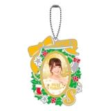 SKE48 2014年12月度個別グッズ「ステンドグラス風キーホルダー」 矢方美紀