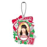 SKE48 2014年12月度個別グッズ「ステンドグラス風キーホルダー」 高柳明音