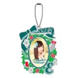 SKE48 2014年12月度個別グッズ「ステンドグラス風キーホルダー」 岩永亞美