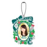 SKE48 2014年12月度個別グッズ「ステンドグラス風キーホルダー」 松井玲奈