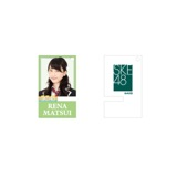 SKE48 2015年3月度個別グッズ「モバイルスタンドキーホルダー」 松井玲奈