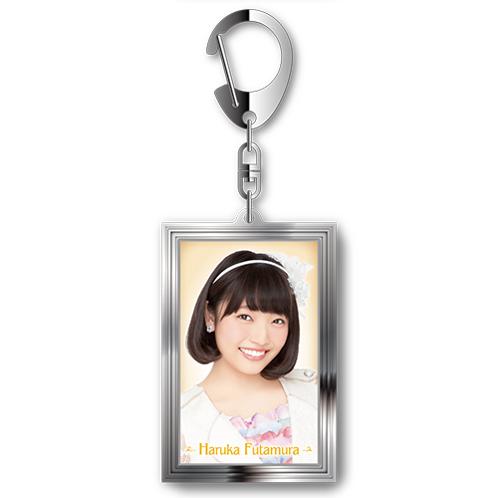 SKE48 2015年8月度個別グッズ「メタルキーホルダー」 二村春香