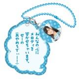 SKE48 2015年9月度個別グッズ「キャッチフレーズキーホルダー」 太田彩夏