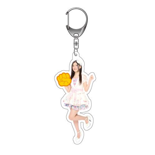 AKB48 第6回 じゃんけん大会2015 キーホルダー SKE48 Ver. 北川綾巴