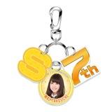 SKE48 2015年10月度個別グッズ「7周年記念3連キーホルダー」 竹内舞