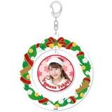SKE48 2015年12月度個別グッズ「クリスマスリース風キーホルダー」 高木由麻奈