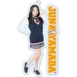 SKE48 2016年1月度個別グッズ「BIGアクリルキーホルダー」 山田樹奈