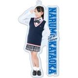 SKE48 2016年1月度個別グッズ「BIGアクリルキーホルダー」 片岡成美