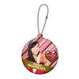 SKE48 2016年2月度個別グッズ「ぷくぷくキーホルダー」 大矢真那