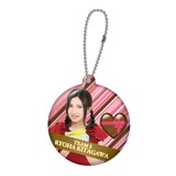 SKE48 2016年2月度個別グッズ「ぷくぷくキーホルダー」 北川綾巴