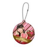 SKE48 2016年2月度個別グッズ「ぷくぷくキーホルダー」 野島樺乃