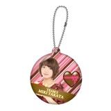 SKE48 2016年2月度個別グッズ「ぷくぷくキーホルダー」 矢方美紀