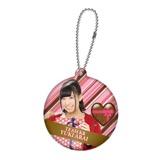 SKE48 2016年2月度個別グッズ「ぷくぷくキーホルダー」 荒井優希