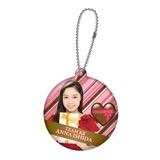 SKE48 2016年2月度個別グッズ「ぷくぷくキーホルダー」 石田安奈