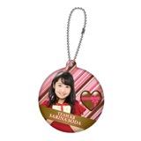 SKE48 2016年2月度個別グッズ「ぷくぷくキーホルダー」 惣田紗莉渚