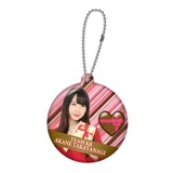 SKE48 2016年2月度個別グッズ「ぷくぷくキーホルダー」 高柳明音