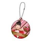 SKE48 2016年2月度個別グッズ「ぷくぷくキーホルダー」 日高優月
