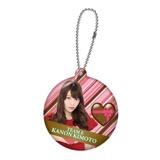 SKE48 2016年2月度個別グッズ「ぷくぷくキーホルダー」 木本花音