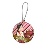 SKE48 2016年2月度個別グッズ「ぷくぷくキーホルダー」 佐藤すみれ