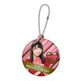 SKE48 2016年2月度個別グッズ「ぷくぷくキーホルダー」 菅原茉椰