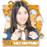 SKE48 2016年2月度個別グッズ「パズルキーチェーン」 杉山愛佳