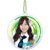 SKE48 2016年6月度個別グッズ「ソフトキーチェーン」 須田亜香里