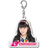 SKE48 2016年6月度個別グッズ「アクリルキーホルダー」 竹内彩姫