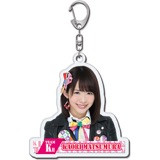SKE48 2016年6月度個別グッズ「アクリルキーホルダー」 松村香織