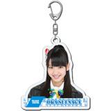 SKE48 2016年6月度個別グッズ「アクリルキーホルダー」 末永桜花
