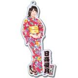 SKE48 2016年8月度個別グッズ「BIGアクリルキーホルダー(浴衣Ver.)」 日高優月